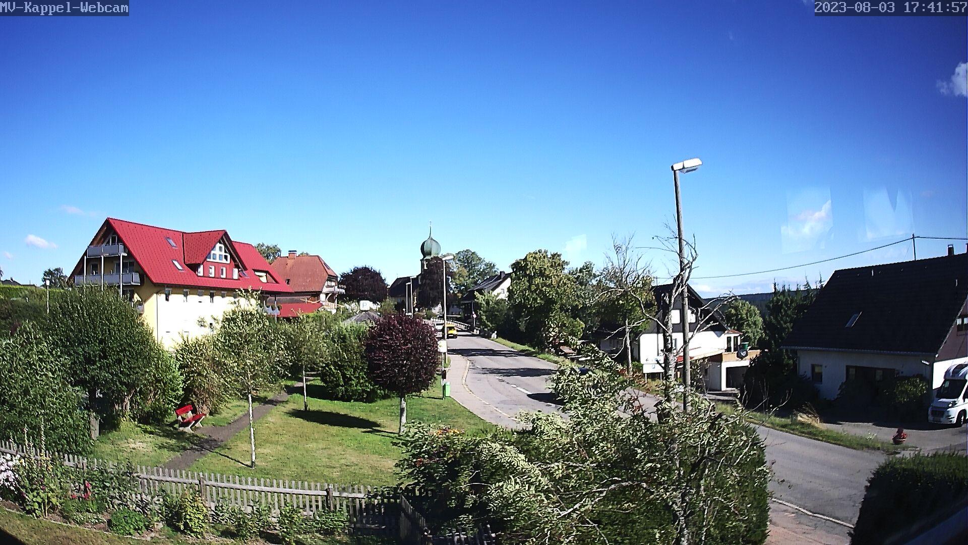 Kappel (Lenzkirch) – Ortsmitte webcam Live